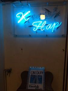 航空BAR Knotch Flapの入り口