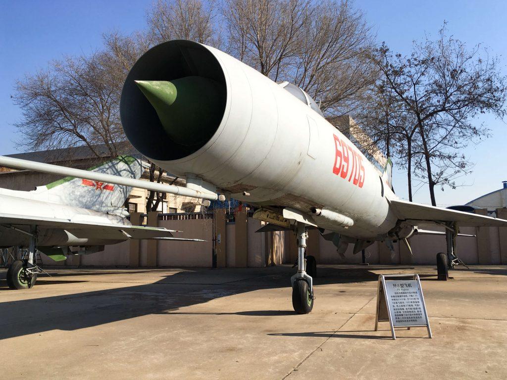 瀋陽航空博物館へ行ってきました!其の1