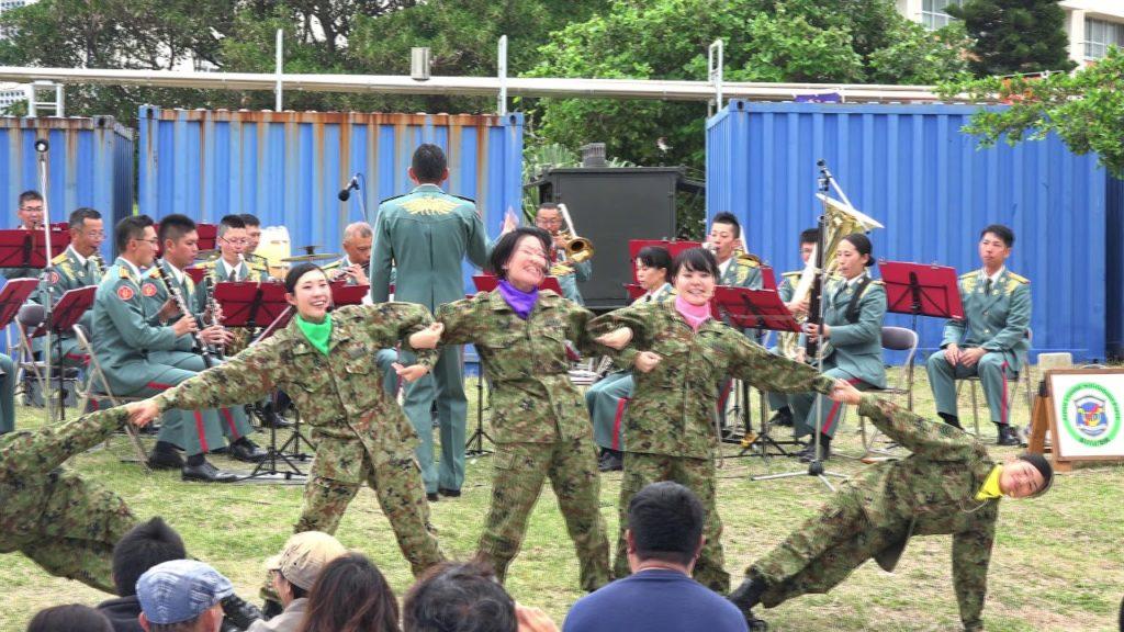 【第15旅団】陸自祭2017 ミュージックスクエア【那覇駐屯地】